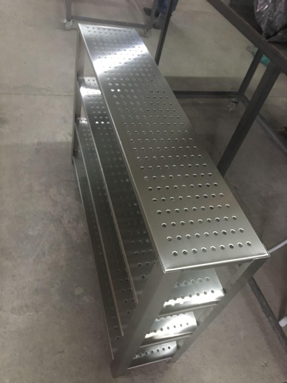 Fábrica de estante de aço em sp