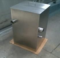 Fábrica de caixa de gordura