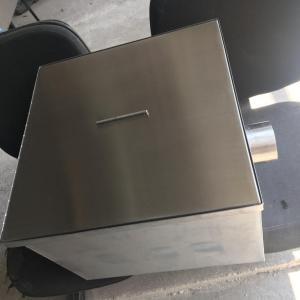 Caixa de gordura em inox