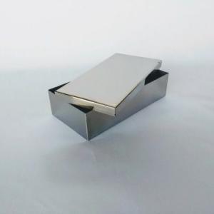 Caixa de inox